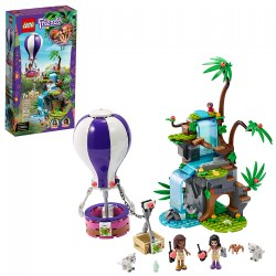 LEGO® Friends Tiger Hot Air Balloon Jungle Rescue - 41423
