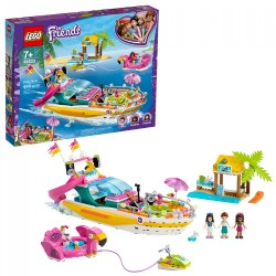 LEGO® Friends Party Boat - 41433