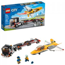 LEGO® City™  Airshow Jet Transporter - 60289