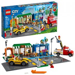 LEGO® City Shopping Street - 60306