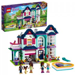LEGO® Friends Andrea's Family House - 41449
