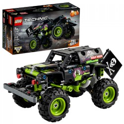 LEGO® Technic™ Monster Jam® Grave Digger® - 42118
