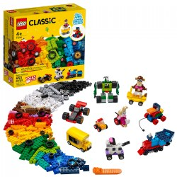 LEGO® Classic Bricks and Wheels 11014
