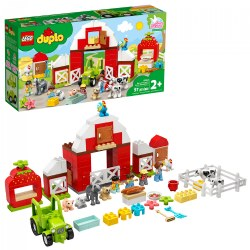 LEGO® DUPLO® Barn, Tractor & Animal Care - 10952