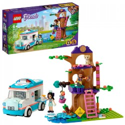 LEGO® Friends Vet Clinic Ambulance - 41445