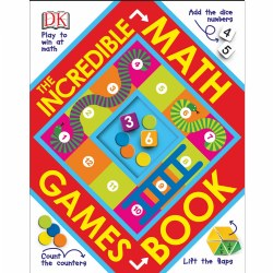 The Incredible Math Games Book (Hardcover)
