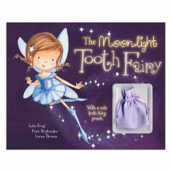 The Moonlight Tooth Fairy Charm Book (Hardcover)