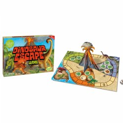 Dinosaur Escape Cooperative Board Game