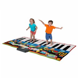 Gigantic Step & Play Piano (Multilingual)