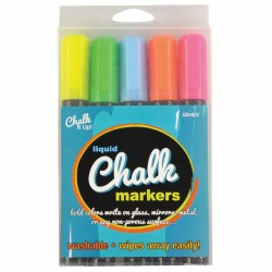 Chalk It Up! Liquid Chalk Marker Set