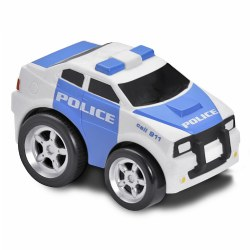 Pull-Back 'N Roll Police Car
