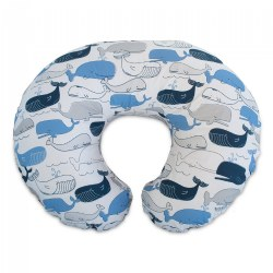 Boppy® Pillow - Big Whales