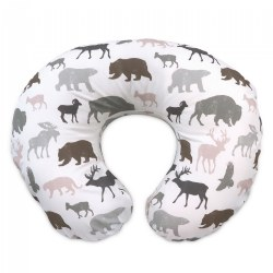 Boppy® Pillow - Neutral Wildlife