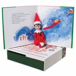 Elf on the Shelf® (Boy - Spanish) Una Tradicion Navidena Toy