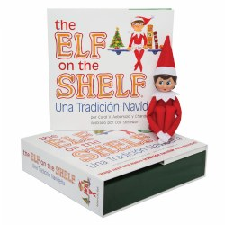 Elf on the Shelf® (Girl - Spanish) Una Tradicion Navidena Toy