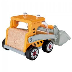 Playscapes Wooden Construction Vehicle - Great Big Digger