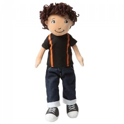 Groovy Girls® Fashion Boy Doll - Logan