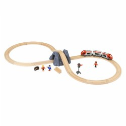 Brio Railway Starter Set - 26 Pieces