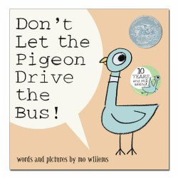 Don't Let The Pigeon Drive The Bus! - Hardcover