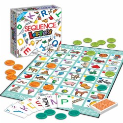 SEQUENCE!® Letters™ Game