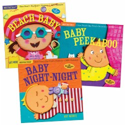 Indestructibles® Baby Book Set (Set of 3)