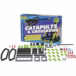 Catapults & Crossbows Kit (90+ Pieces)