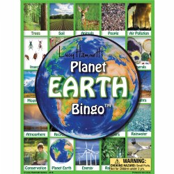 Earth Bingo™ Game