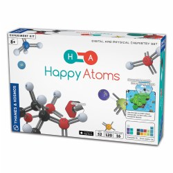 Happy Atoms Experiment Kit (52 Pieces)