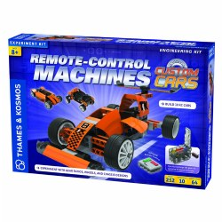 RC Machines: Custom Cars Engineering Kit (252 Pieces)