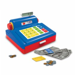 Play & Learn Electronic Cash Register