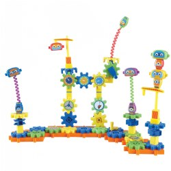 Gears! Gears! Gears!® Robot Factory STEM Set (Set of 79)