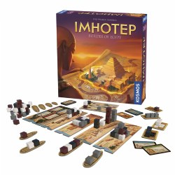 Imhotep: Builder of Egypt Strategy Game