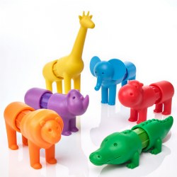Smartmax® My First Safari Animals Set - 18 Pieces