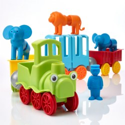 Smartmax® My First Animal Train Set (25 Pieces)