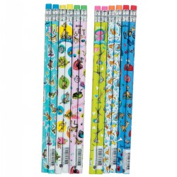 Dr. Seuss Which Pet Should I Get™ #2 Pencils - Case of 72 Assorted Designs
