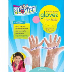 Glovies® Disposable Multipurpose Gloves for Kids