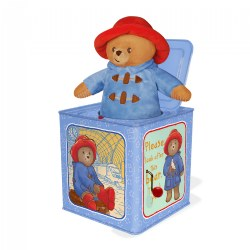 Paddington for Baby Jack-in-the-Box