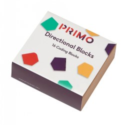 Primo™ Cubetto Direction Blocks