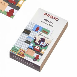 Primo™ Cubetto Big City Adventure Pack