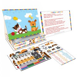 Magnutto™ Junior Make a Pet™ Magnetic Activity