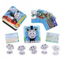 Thomas & Friends™ Emotions Magnetic Play-and-Learn Tin (21 Pieces)