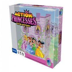 Action Princesses® Get Up and Game