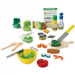Slice & Toss Salad Play Set