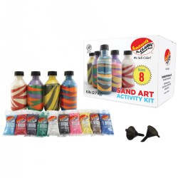 Sand Art Activity Kit