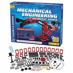 Mechanical Engineering®: Robotic Arms Kit