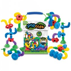 Romper Room™ Popoids™ Building Set (60 Pieces)