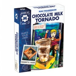 SmartLab® Kinetic Chocolate Milk Tornado Maker Kit