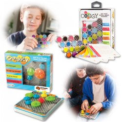 Brain Teaser Games - Coggy & Crankity