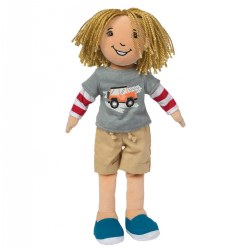 Groovy Girls® Boy Doll - Justin