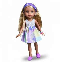 "Hearts for Hearts 14"" Doll - Lauryce"